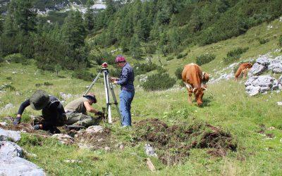Vabljeni na predavanje Mije Ogrin o novih arheoloških odkritjih v Triglavskem narodnem parku